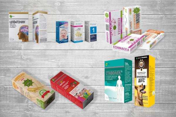 Картонени кутии печат изработка